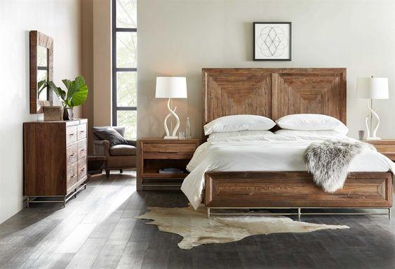 bedroom wood ideas