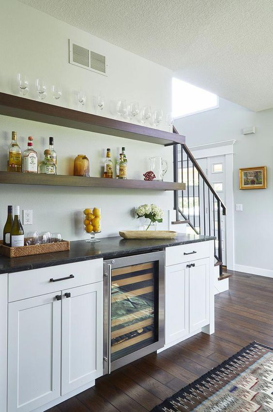 dining room bar ideas 11