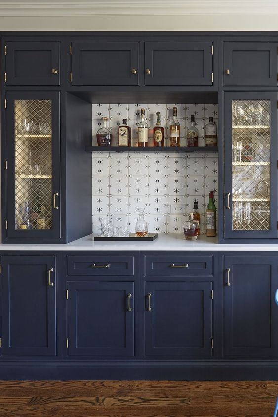 dining room bar ideas 13