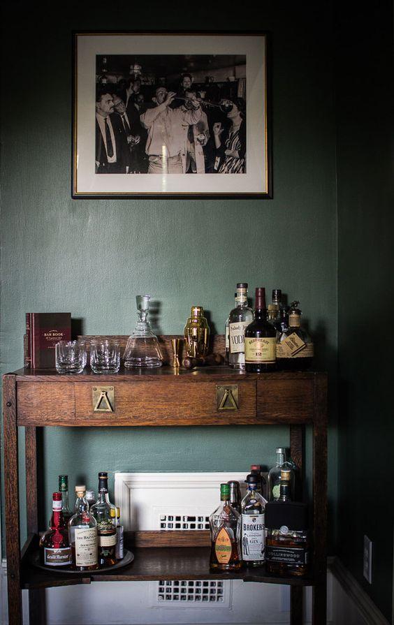 dining room bar ideas 14