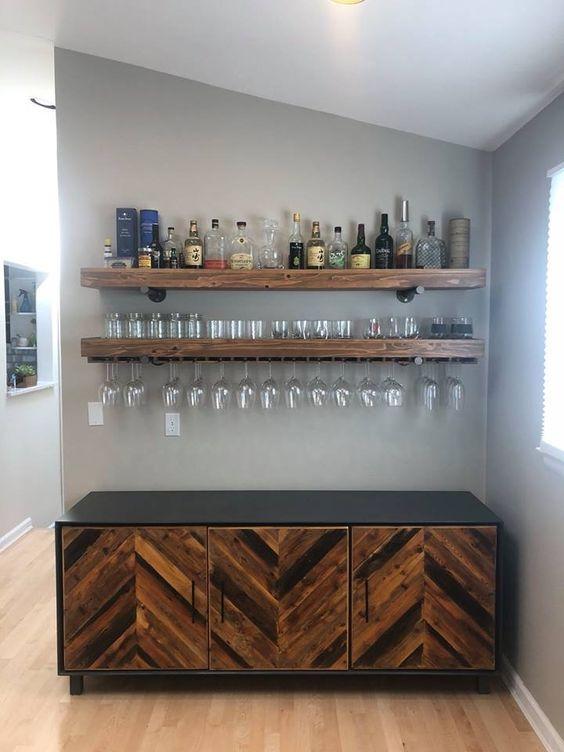 dining room bar ideas 15