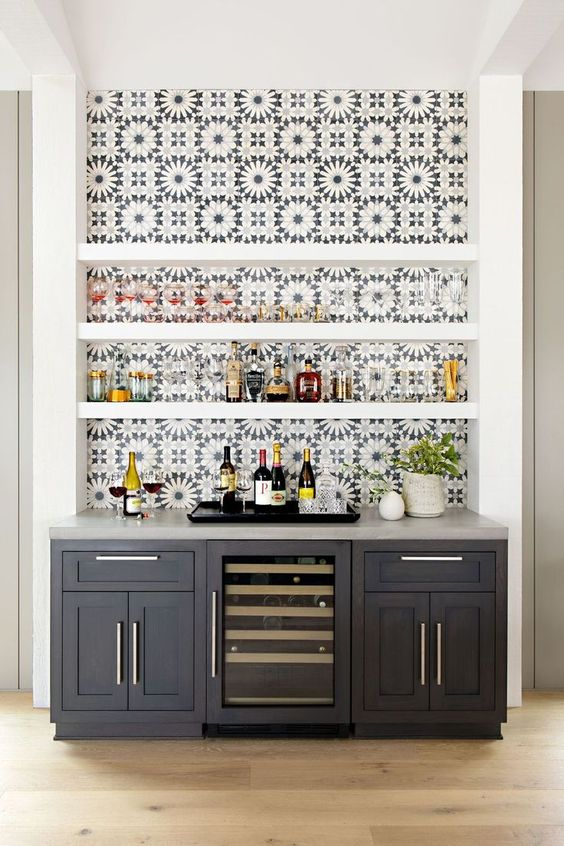 Dining Room Bar Ideas to Make Your Guest Feel Comfortable ...