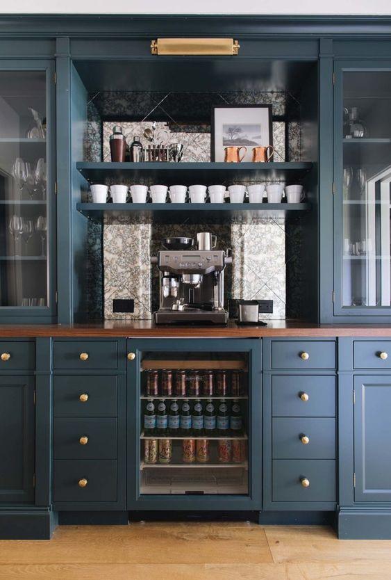 dining room bar ideas 7