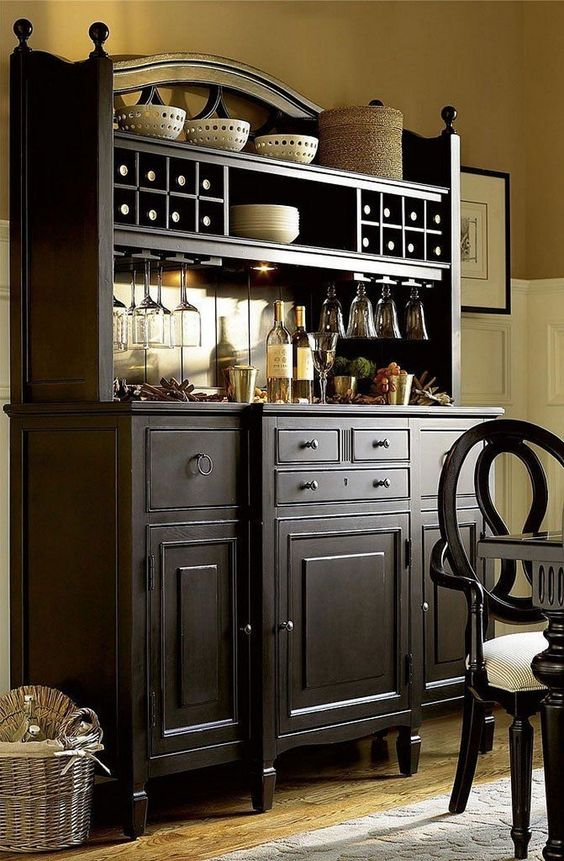 dining room bar ideas 8
