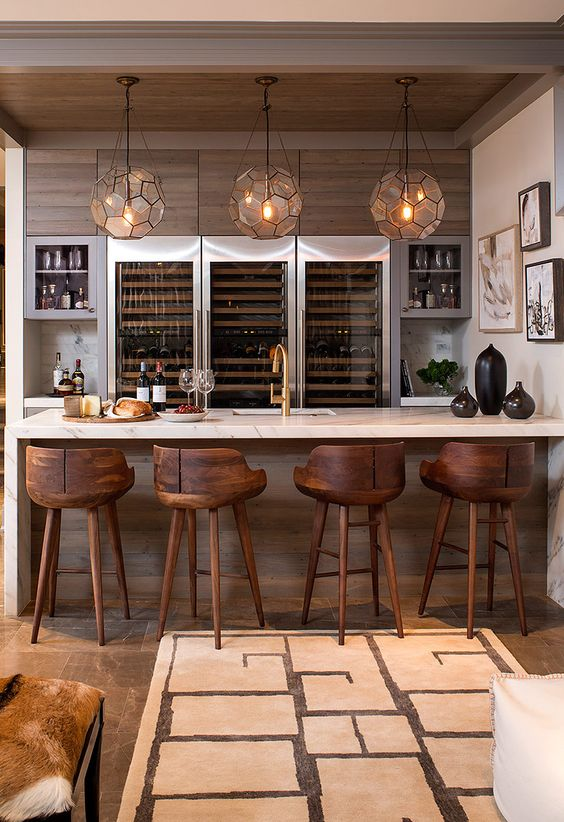 dining room bar ideas 9