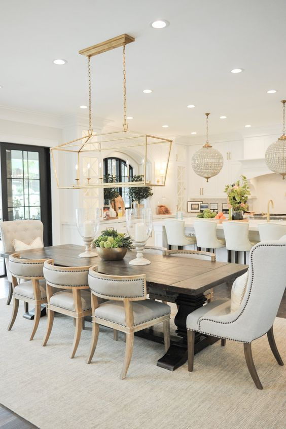 dining room chandelier ideas 7