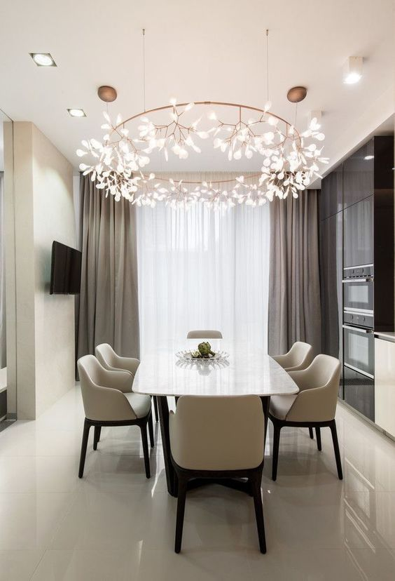 dining room chandelier ideas 8