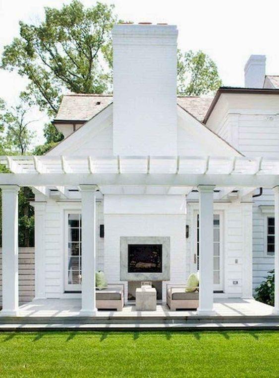 farmhouse backyard ideas 17