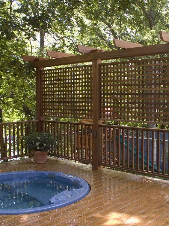lattice fence 17