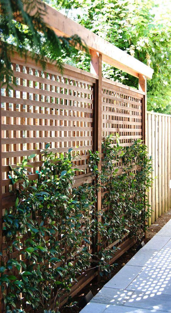 lattice fence 5