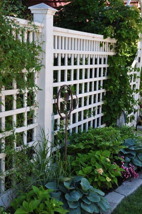 lattice fence 8