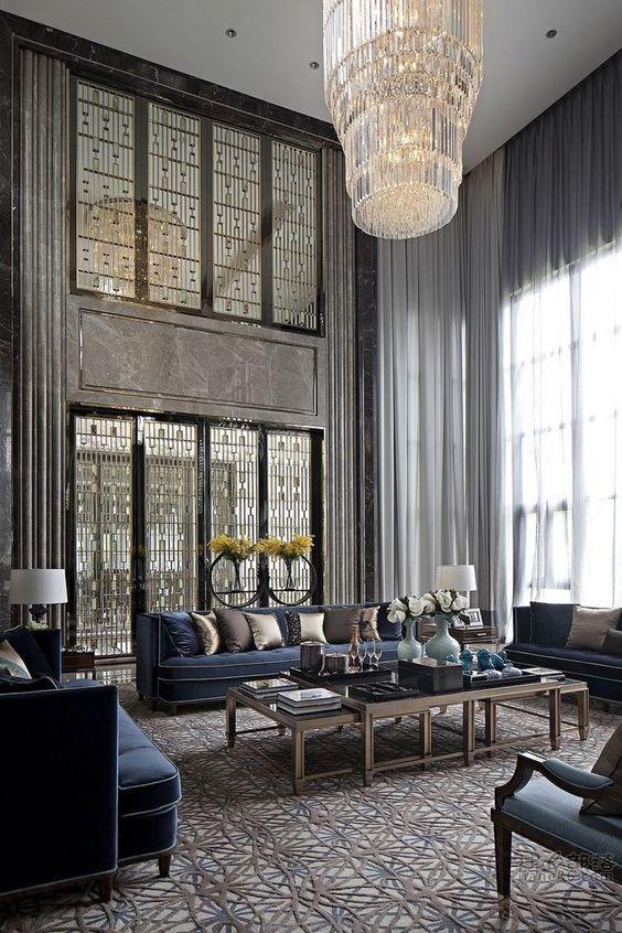Living Room Luxury Ideas: Simple and Elegant