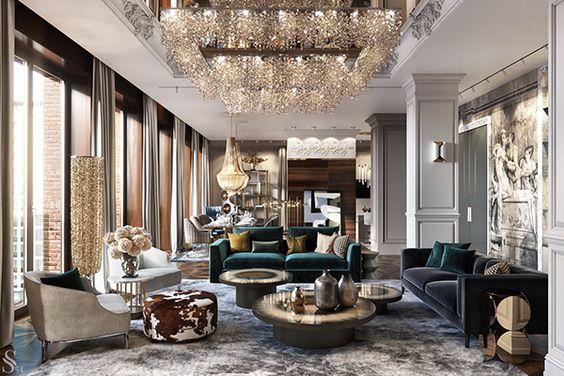 living room luxury ideas