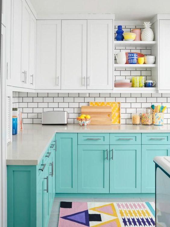 retro kitchen ideas 11