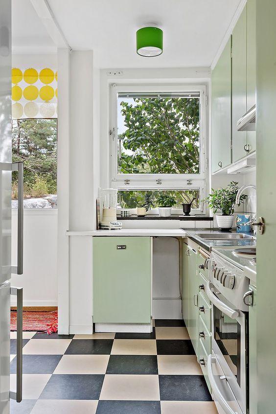 retro kitchen ideas 12