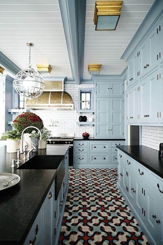 retro kitchen ideas 14