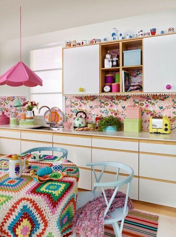 retro kitchen ideas 15