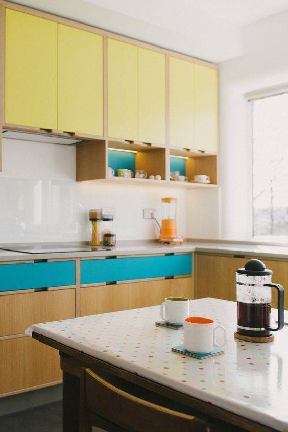 retro kitchen ideas 17
