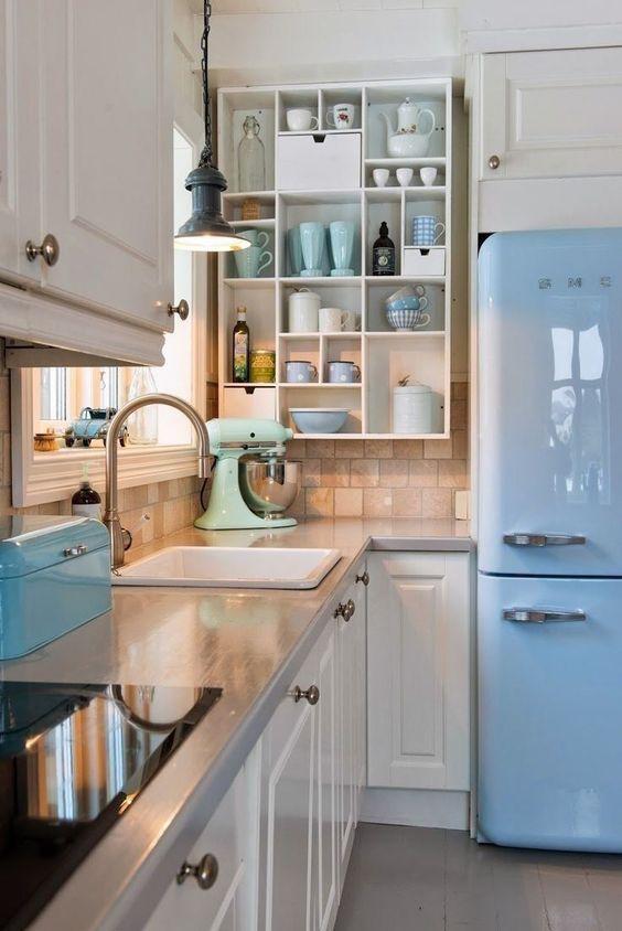 retro kitchen ideas 7