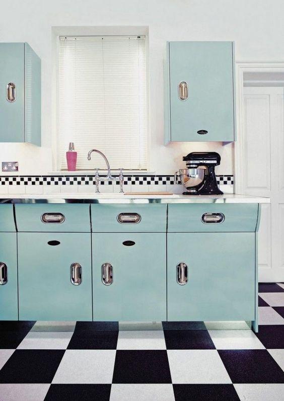 retro kitchen ideas 8