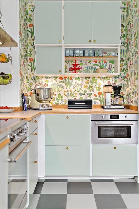 retro kitchen ideas 9