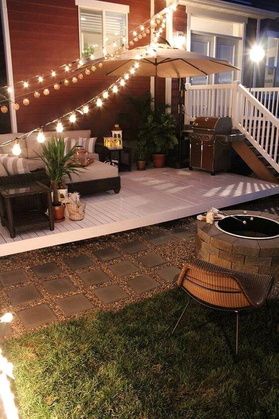 Backyard Decor Ideas 9