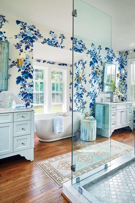 Bathroom Decor Ideas: Lovely Shabby Chic