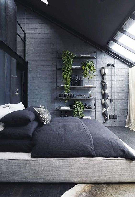 Dark Bedroom Ideas 10