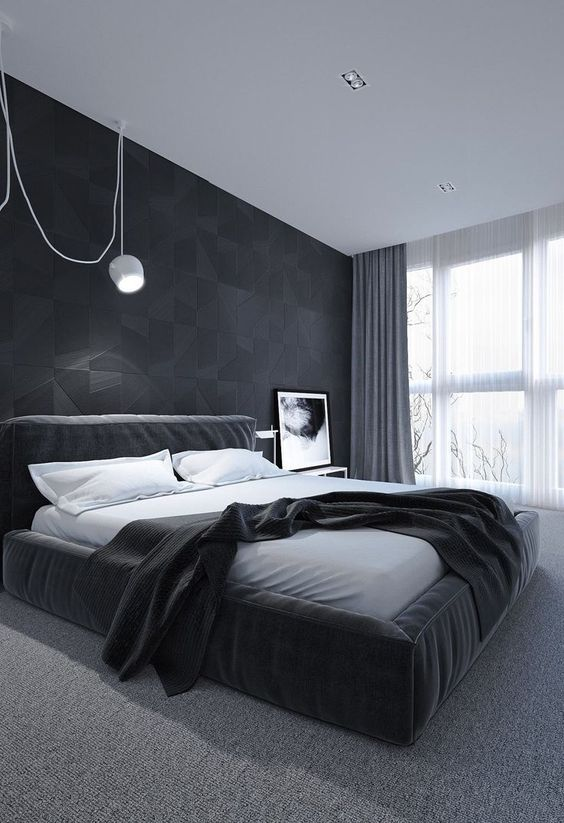 Dark Bedroom Ideas 11