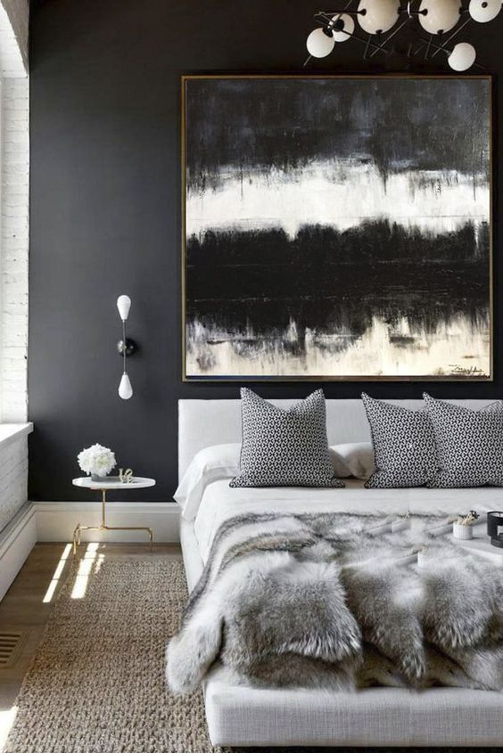 Dark Bedroom Ideas 19