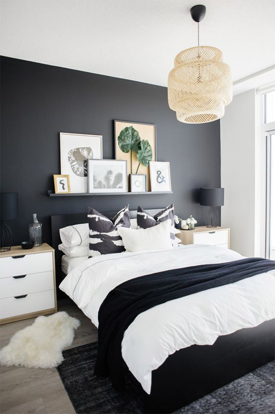 Dark Bedroom Ideas 8