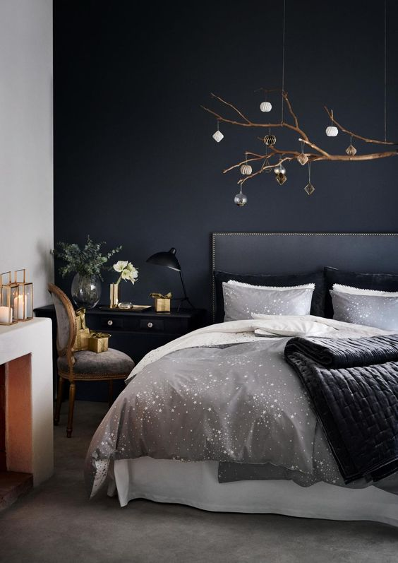 Dark Bedroom Ideas 9