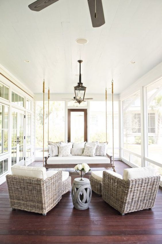 Enclosed Patio Ideas 17