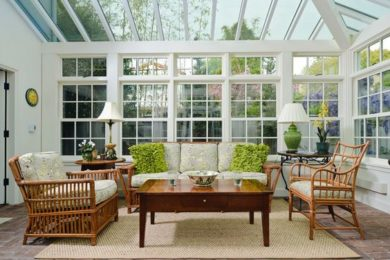 Enclosed Patio Ideas