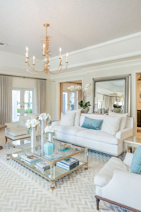 Living Room Decor Ideas: Chic and Modern Look