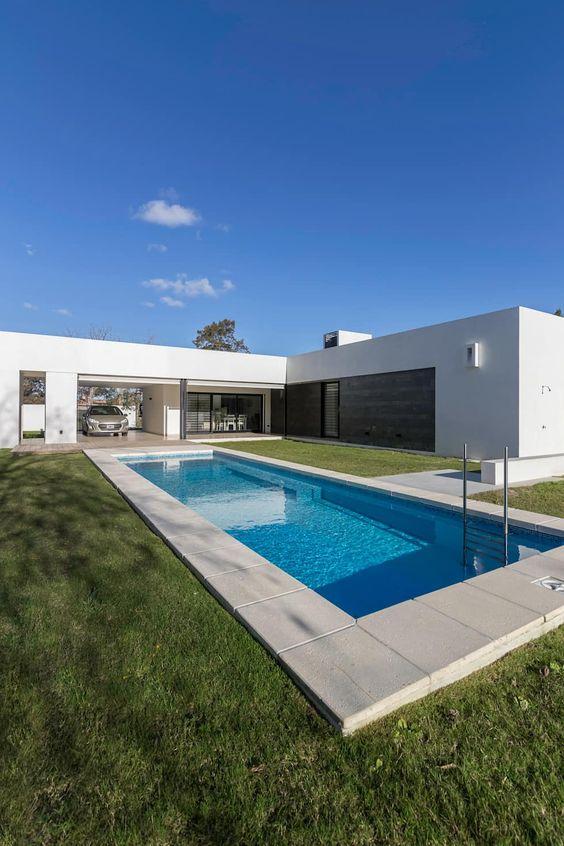 Modern Swimming Pool Ideas: Minimalist Swimming Pool