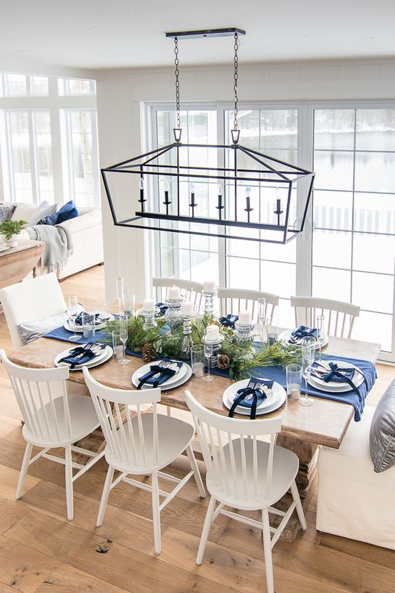 White Dining Room Ideas 7
