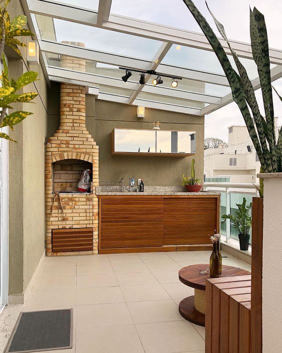 backyard grill ideas 16