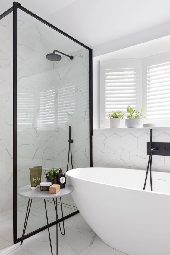 Bathroom Inspiration Ideas: Sleek and Modern