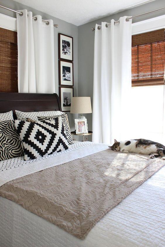 bedroom curtains ideas 14