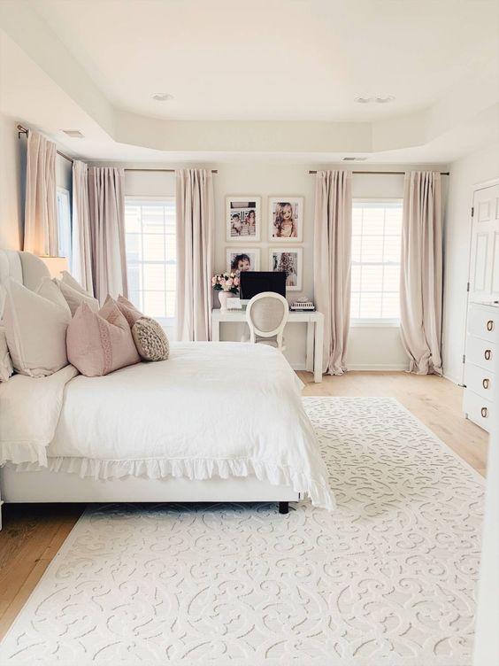 bedroom curtains ideas 16