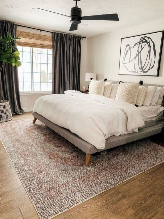 bedroom curtains ideas 17