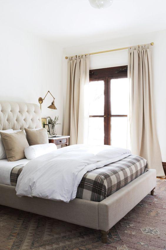 bedroom curtains ideas 9
