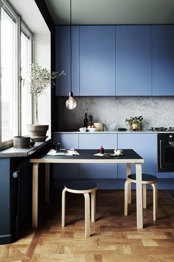 blue kitchen ideas 12