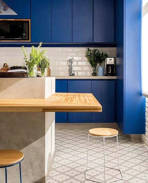 blue kitchen ideas 16