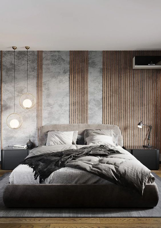 Contemporary Bedroom Ideas: Stunning Earthy Decor