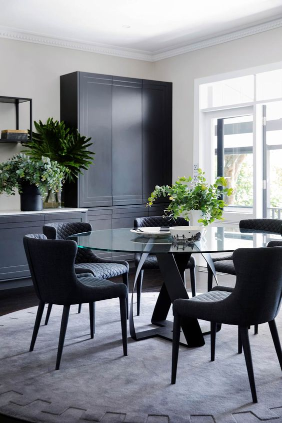 contemporary dining room ideas 16