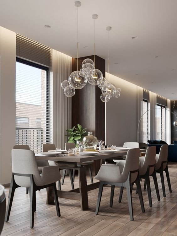 contemporary dining room ideas 7