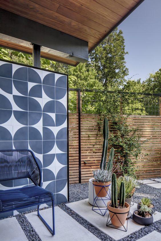 Horizontal Fence: Simple Horizontal Fence