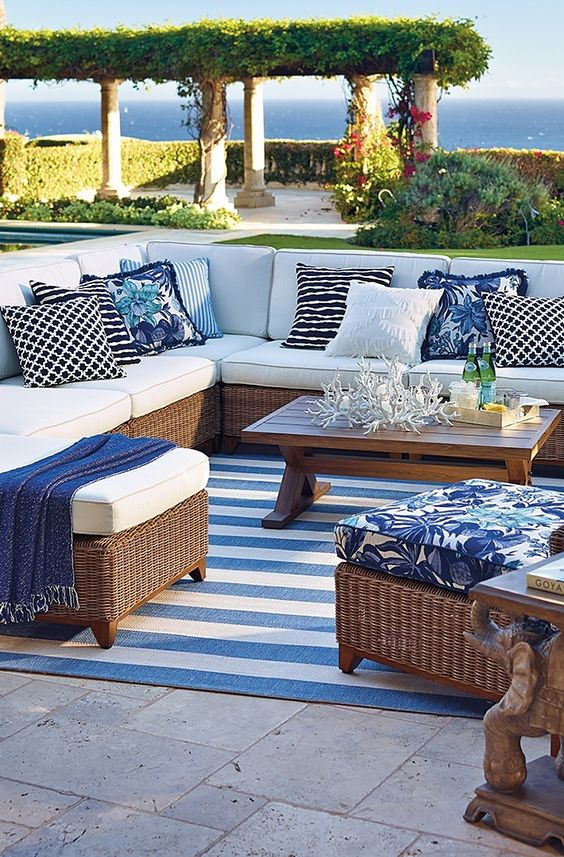 patio rug ideas 10